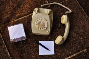 telefon tarczowy